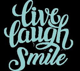 live-laugh-smile